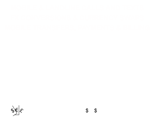 Mobile and Landline Calls and Texts